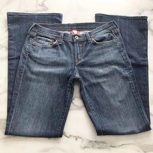 Lucky Brand Zoe Jeans Long Inseam